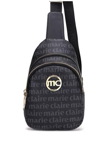 Marie Claire Postacı Çantası Siyah